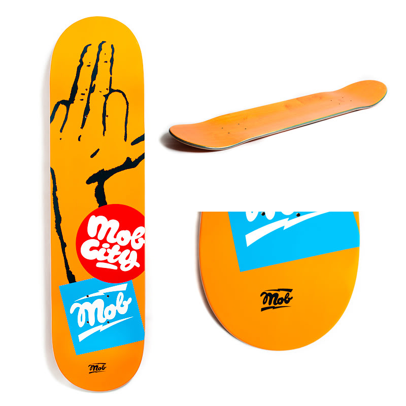 deskorolka mob skateboards fingers